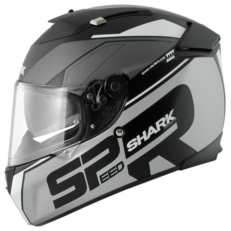 Casque Shark SPEED-R MAX VISION SAUER MAT