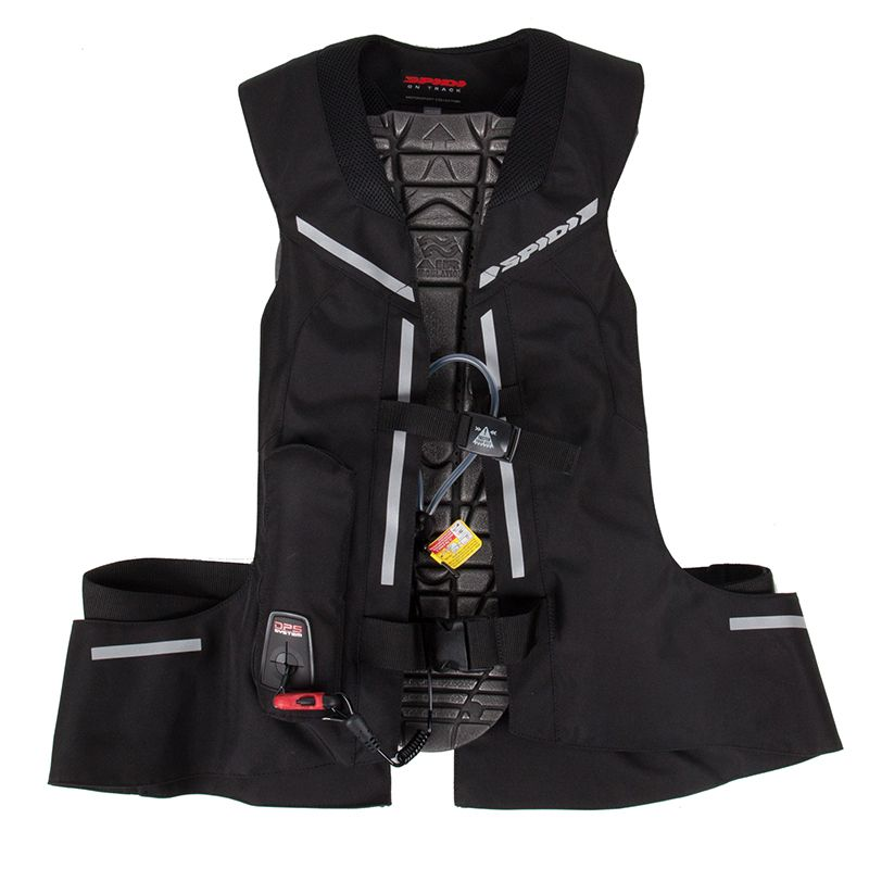 gilet airbag spidi full dps blouson et veste. Black Bedroom Furniture Sets. Home Design Ideas