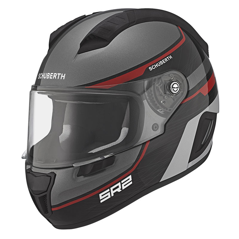 casque schuberth sr2 lightning casque int gral. Black Bedroom Furniture Sets. Home Design Ideas