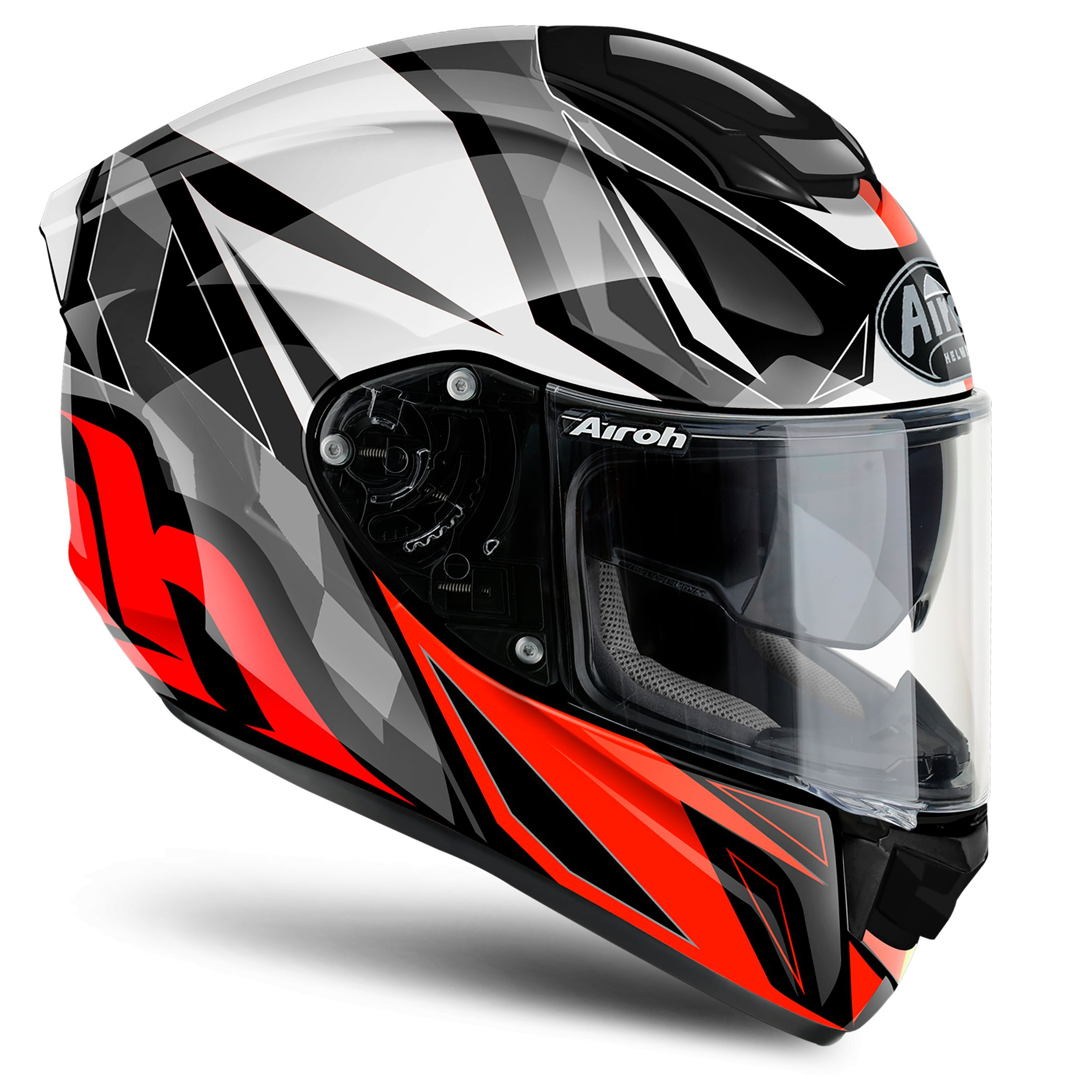 Casque Airoh ST-501 - THUNDER