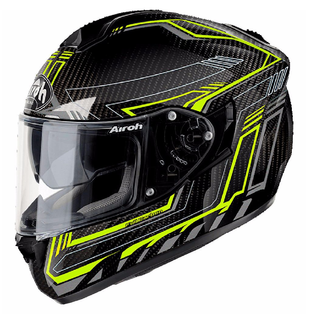 Casque Airoh ST 701 - SAFETY FULL CARBON