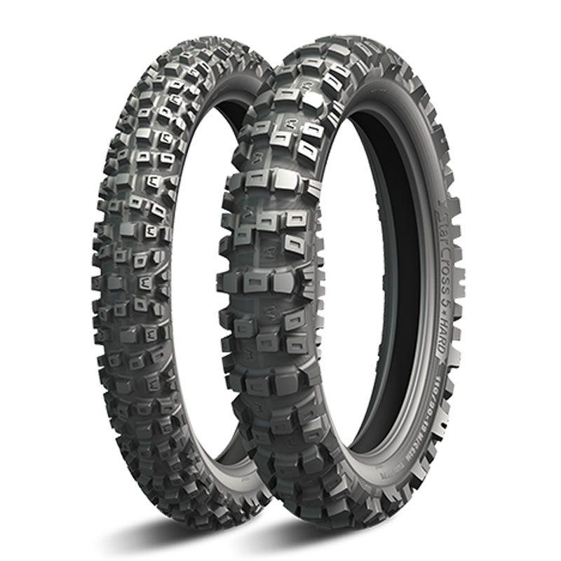 Pneu Michelin Starcross 5 Hard 110/90-19 (62m) Tt