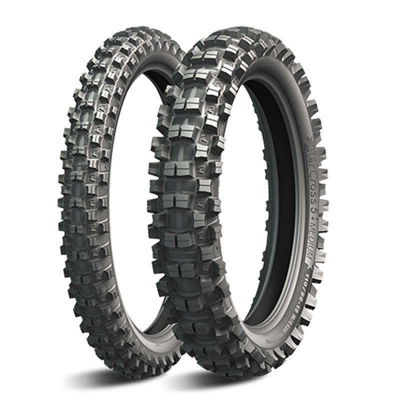Pneu Michelin Starcross 5 Medium 80/100-21 (51m) Tt