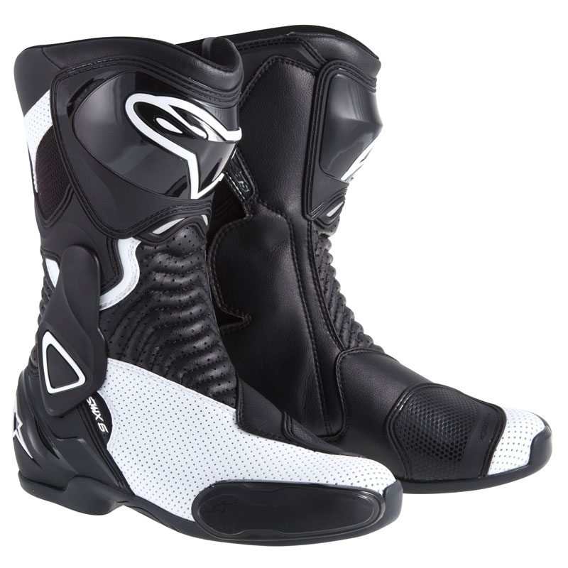 bottes alpinestars stella smx 6 vented bottes et chaussures. Black Bedroom Furniture Sets. Home Design Ideas