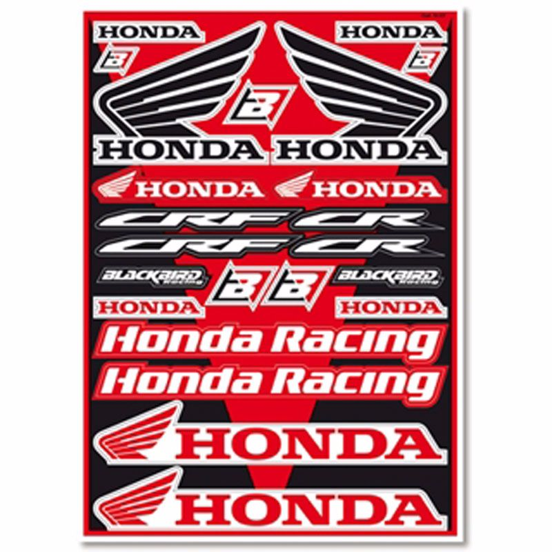 Stickers Blackbird Honda