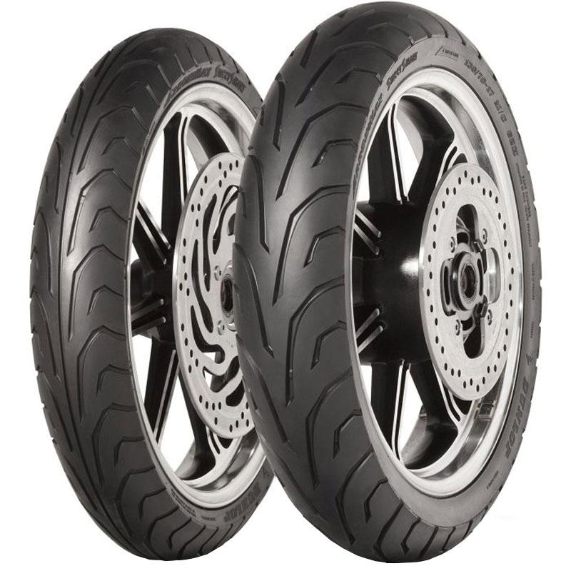 Pneu Dunlop Arrowmax Streetsmart 130/80 - 18 (66v) Tl