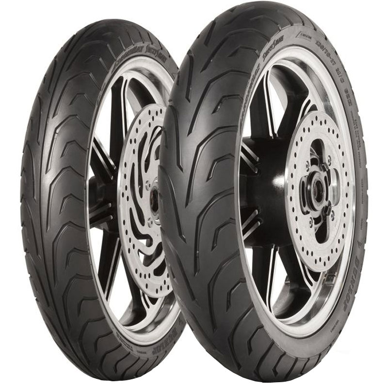 Pneumatique Dunlop ARROWMAX STREETSMART 130/90 - 17 (68V) TL