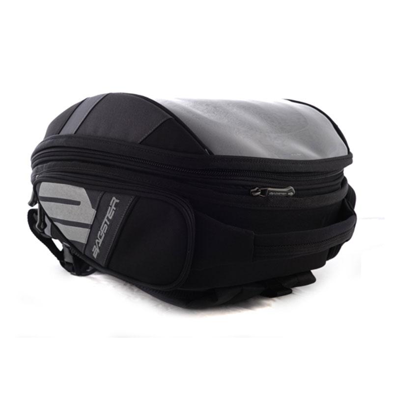 sacoche r servoir bagster stunt pvc bagagerie moto. Black Bedroom Furniture Sets. Home Design Ideas
