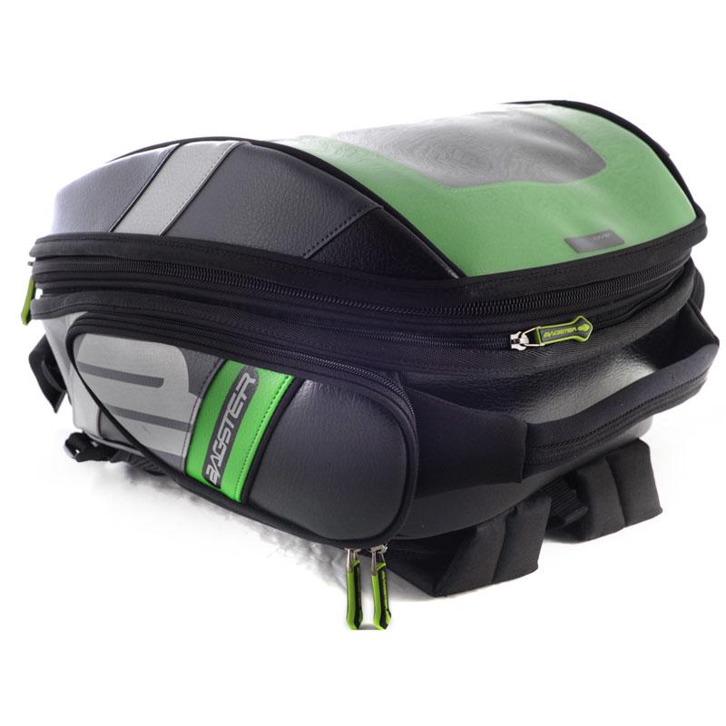 sacoche r servoir bagster stunt pvc vendre bagagerie moto. Black Bedroom Furniture Sets. Home Design Ideas