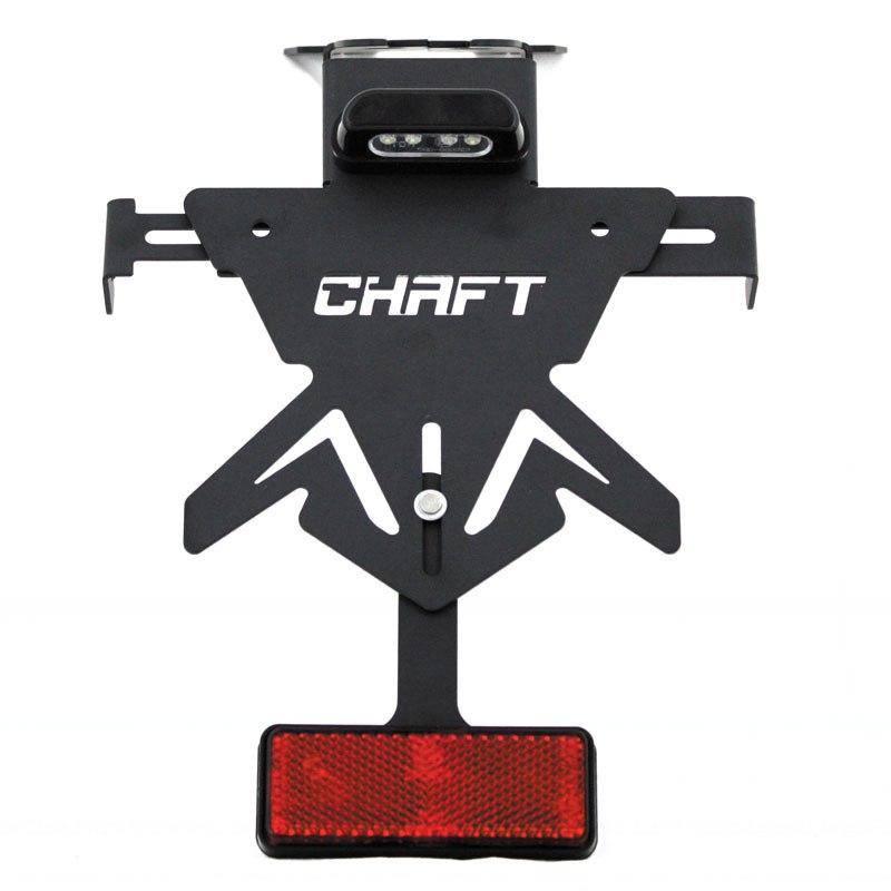 Support De Plaque Chaft Noir