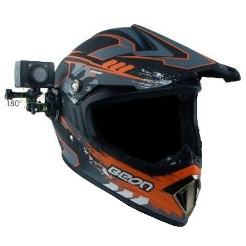 casque moto avec camera
