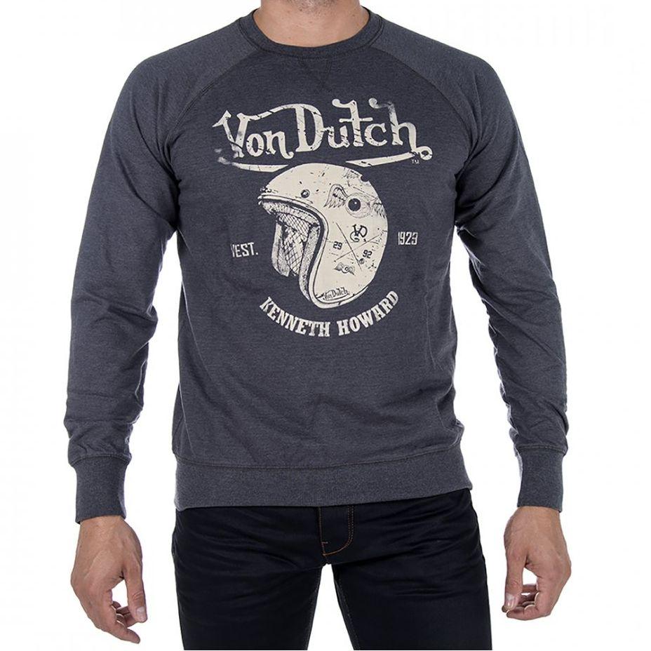 T-shirt Manches Longues Von Dutch Kenneth Howard
