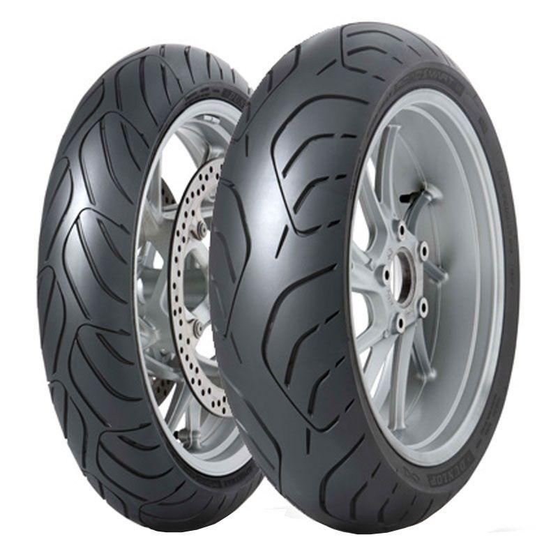 Pneu Dunlop Sportmax Roadsmart Iii 120/70 R 14 (55h) Tl