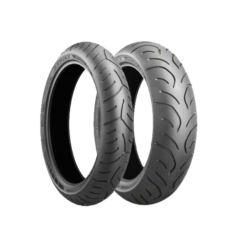 Pneu Bridgestone Battlax T30 120/70 Zr 19 (59w) Tl