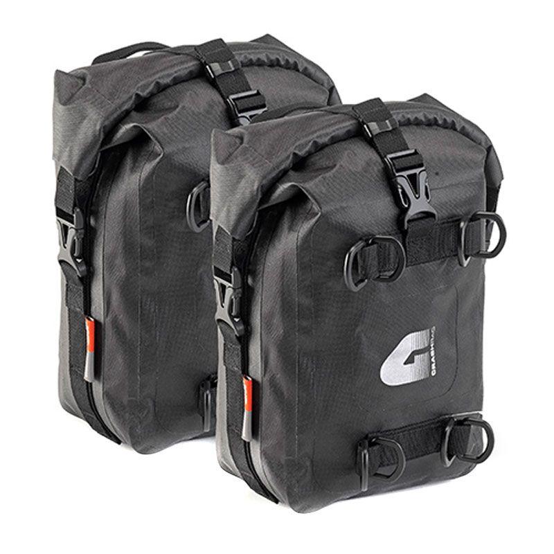 sacoche givi t513 pour pare carter 5 litres bagagerie moto. Black Bedroom Furniture Sets. Home Design Ideas
