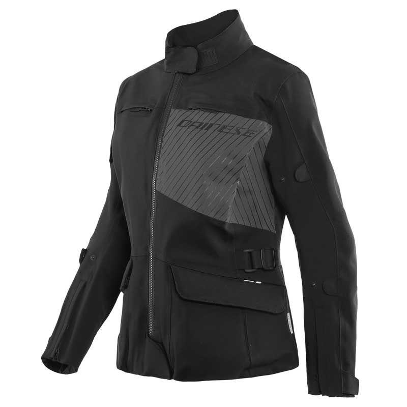Blouson Dainese Tonale D-Dry Lady Tonale-lady-d-dry-tex-jacket-black-1