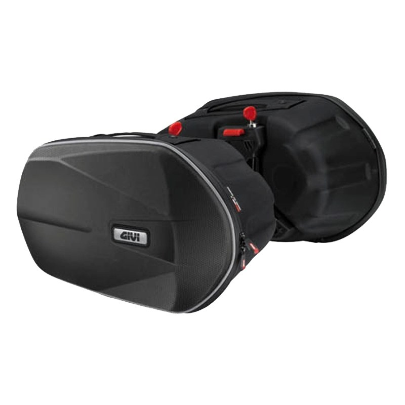 sacoches cavali res givi 3d600 easy lock bagagerie moto. Black Bedroom Furniture Sets. Home Design Ideas