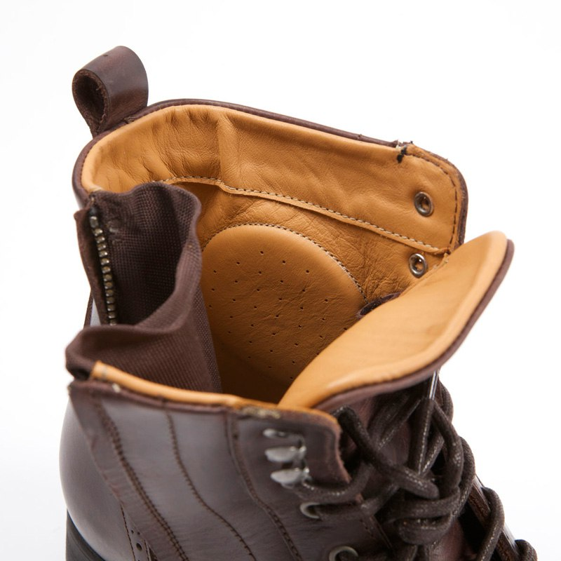 Chaussures Helstons TRAVEL Helstons marron Chaussures dxBeQCroWE
