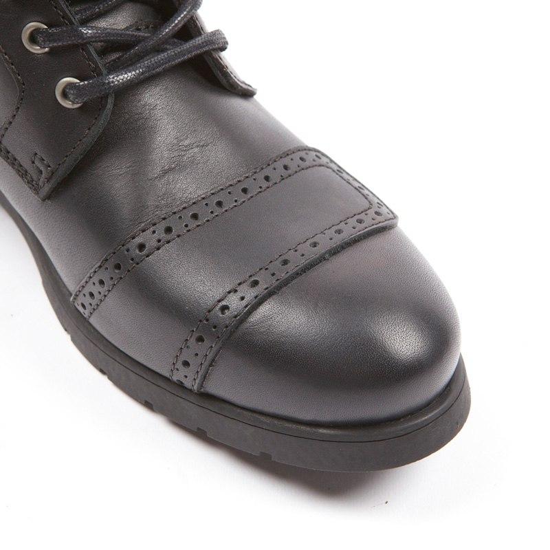 Demi bottes Helstons TRAVEL noir