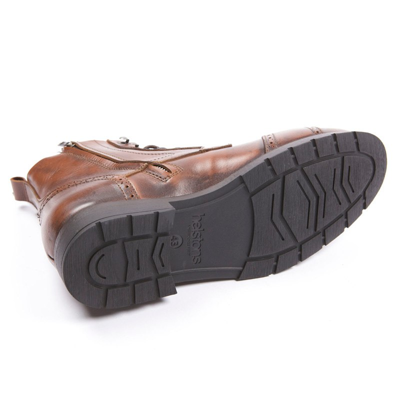 Chaussures Helstons TRAVEL - tan