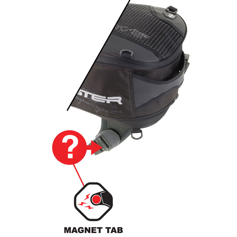 Support Bagster TABS Magnétique