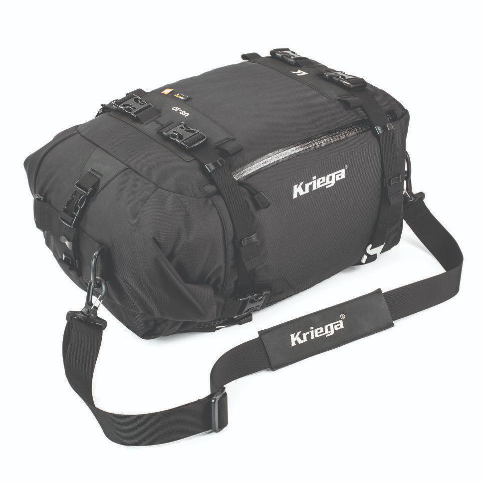 Sacoche de selle Kriega Drypack US-30
