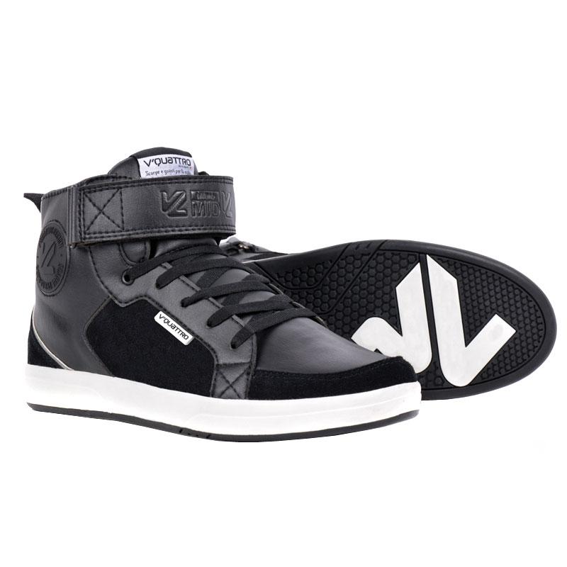 baskets v quattro milano midcut original bottes et chaussures. Black Bedroom Furniture Sets. Home Design Ideas