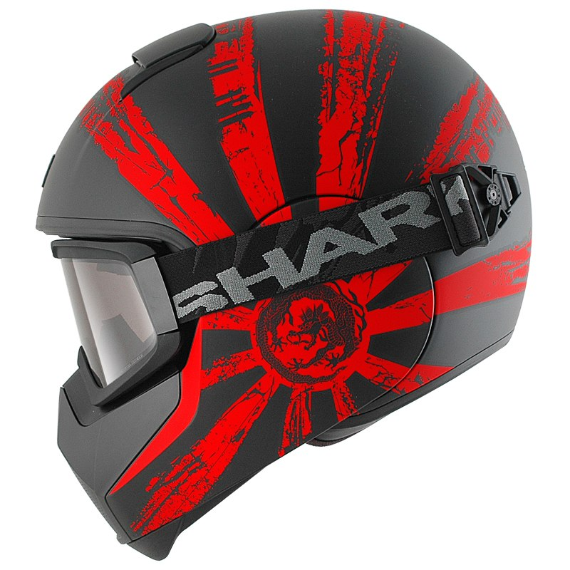 Casque Shark Vancore Ryu