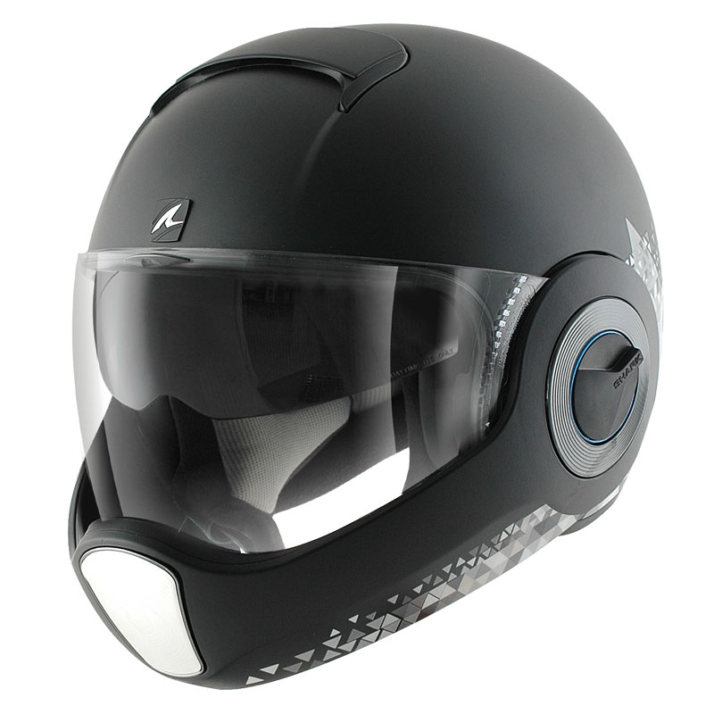 Casque Shark destockage VANTIME FARELL MAT