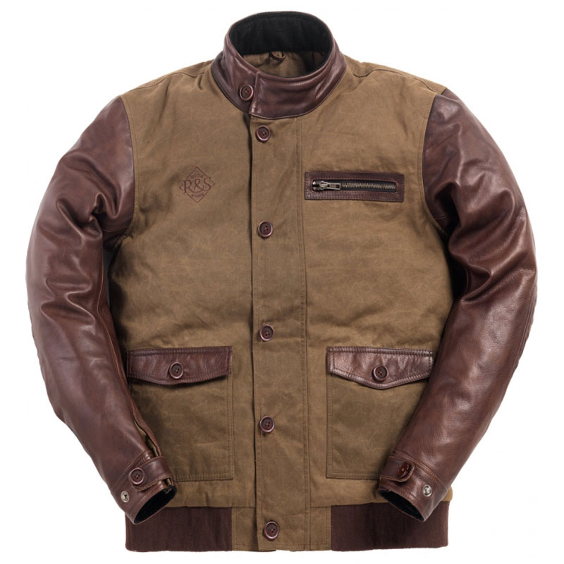 Veste RIDE AND SONS VARSITY