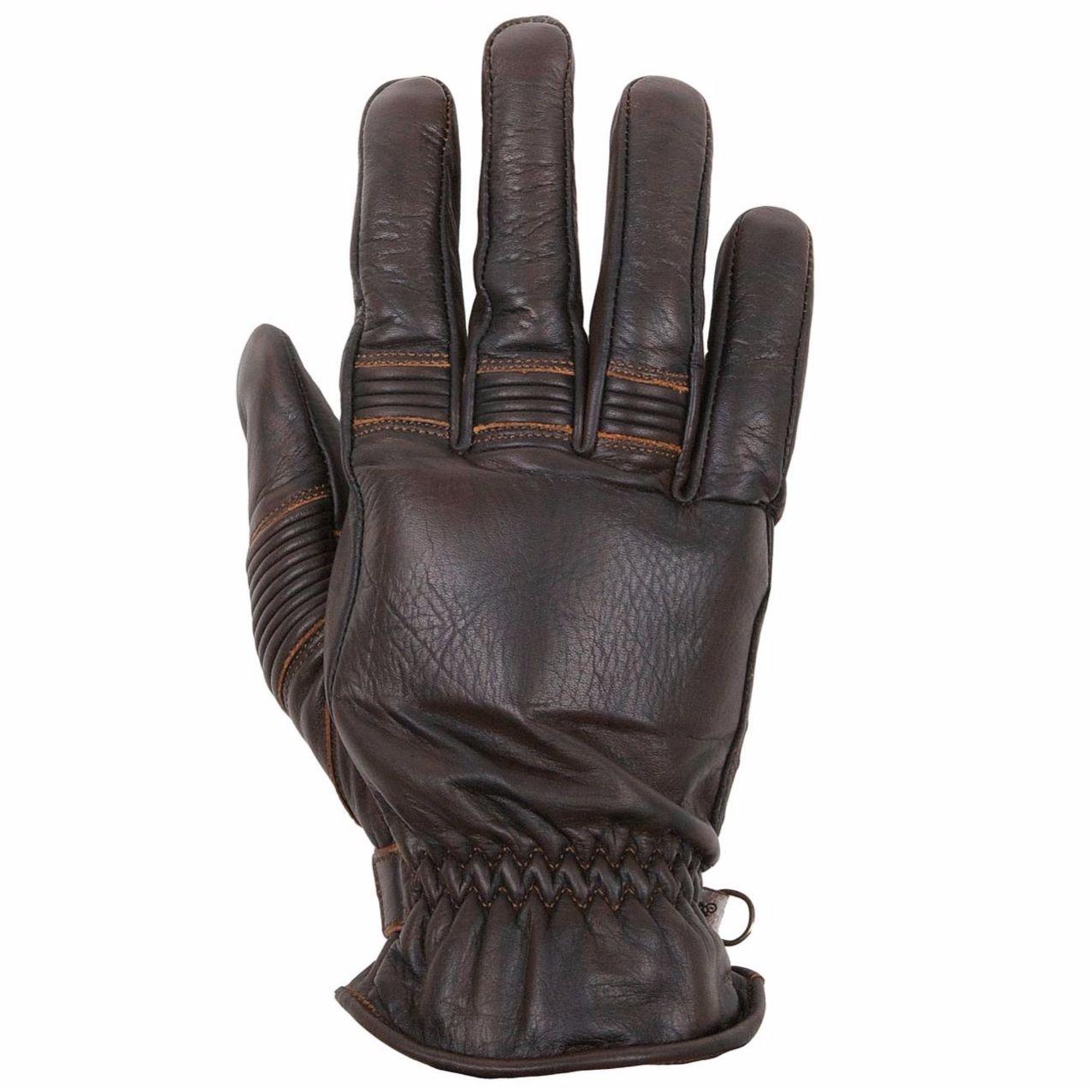 gants helstons velvet cuir pull up gants moto. Black Bedroom Furniture Sets. Home Design Ideas