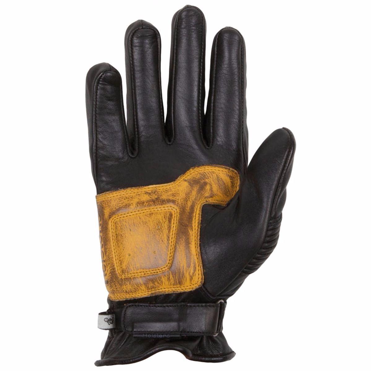 gants helstons velvet cuir soft gants moto. Black Bedroom Furniture Sets. Home Design Ideas