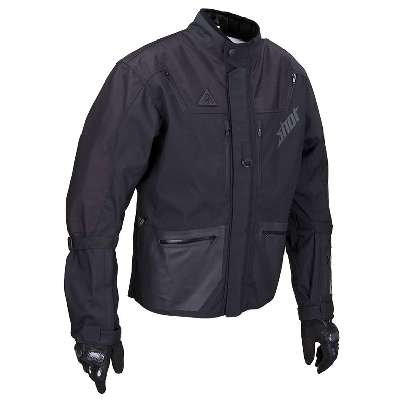 Veste enduro Shot destockage HURRICANE DEFENDER 2019