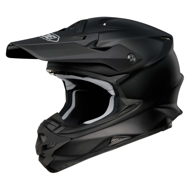 Casque cross Shoei VFX-W - MAT 2018