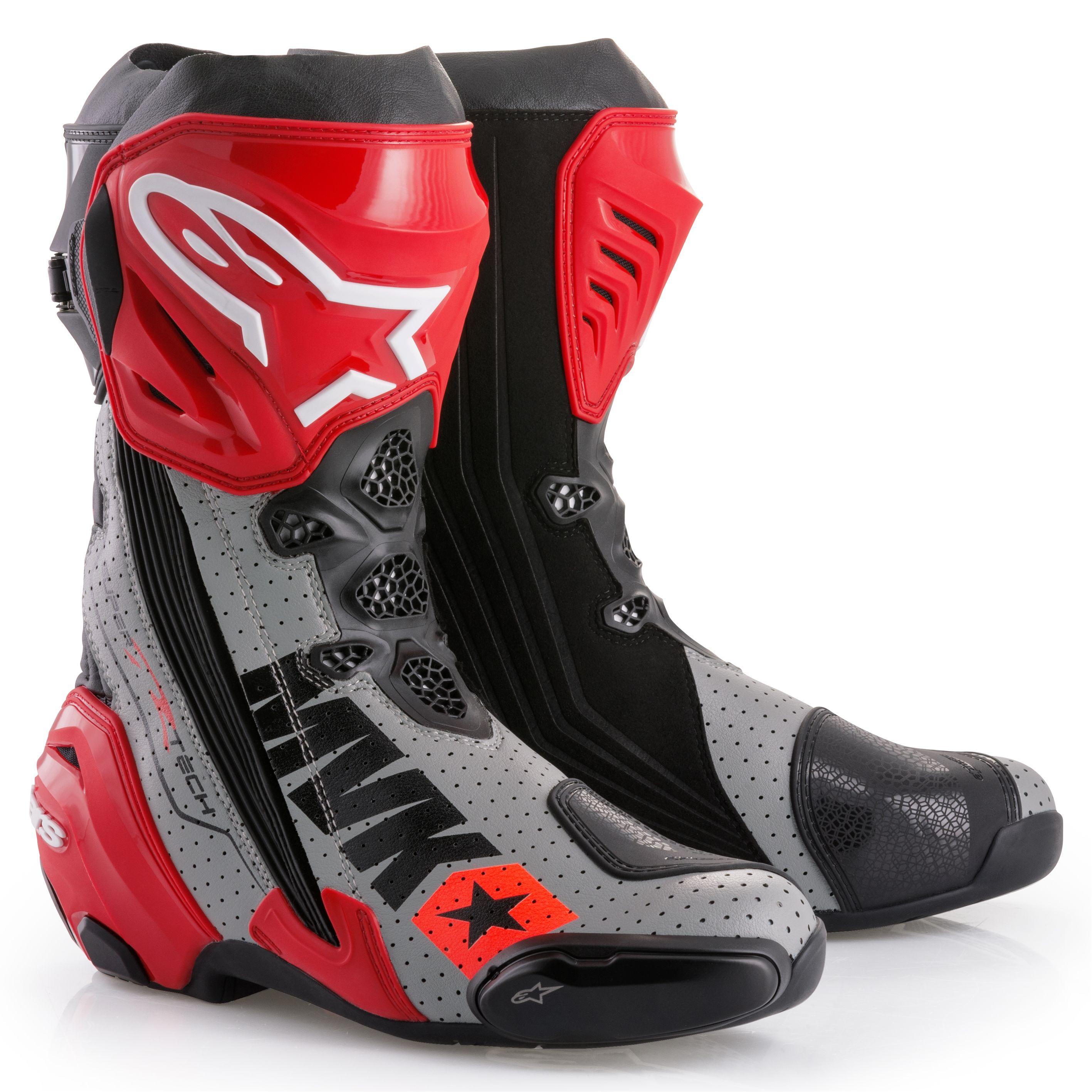 Bottes Alpinestars Supertech R Vented Edition Limit 233 E