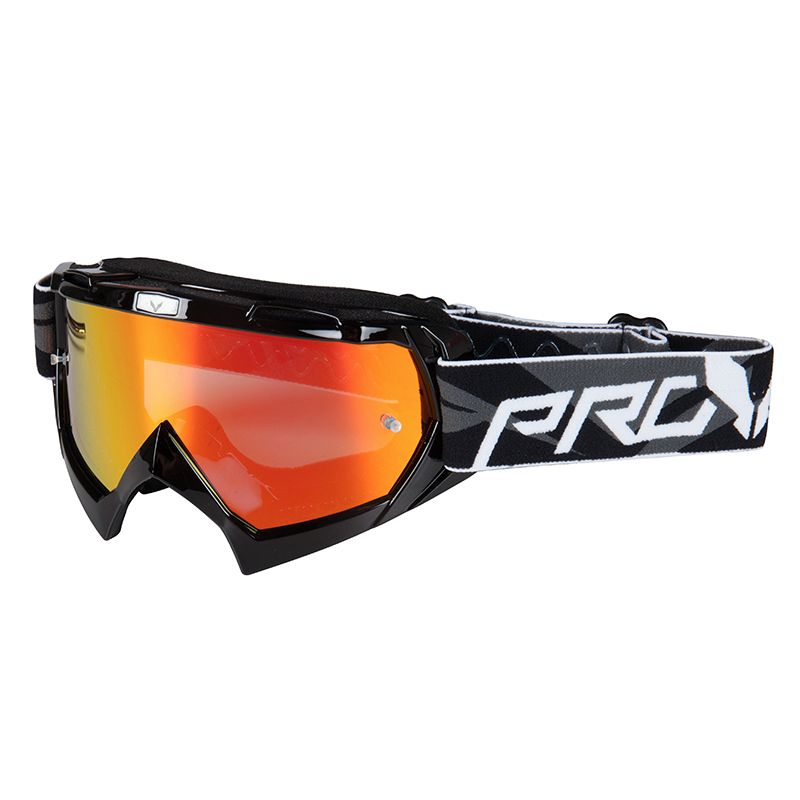 Masque Cross Prov Vision Base Iridium Black