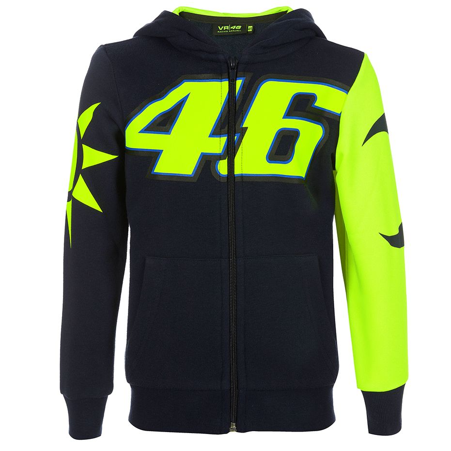 Sweat VR 46 VALENTINO ROSSI SOLE E LUNA ENFANT