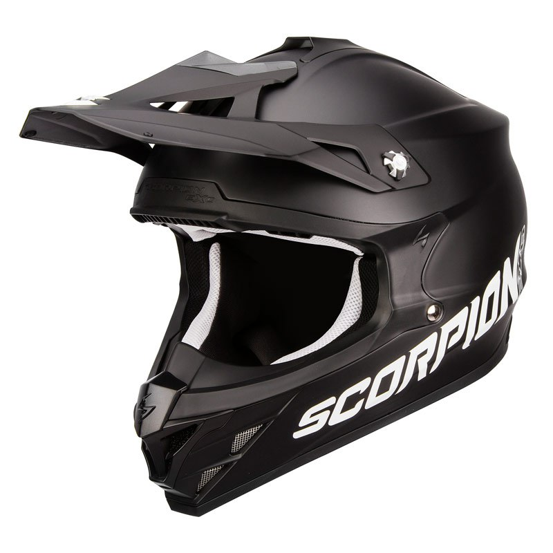 casque cross scorpion exo vx 15 evo air uni mat enduro. Black Bedroom Furniture Sets. Home Design Ideas
