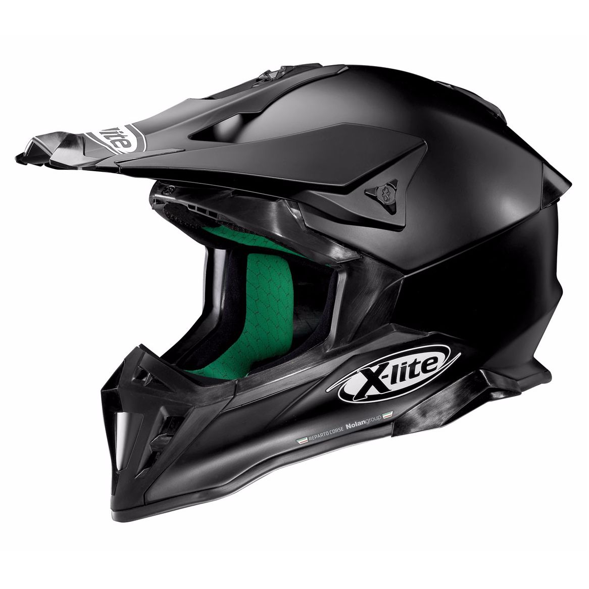 Casque Cross X-lite X-502 - Start Flat Black 4