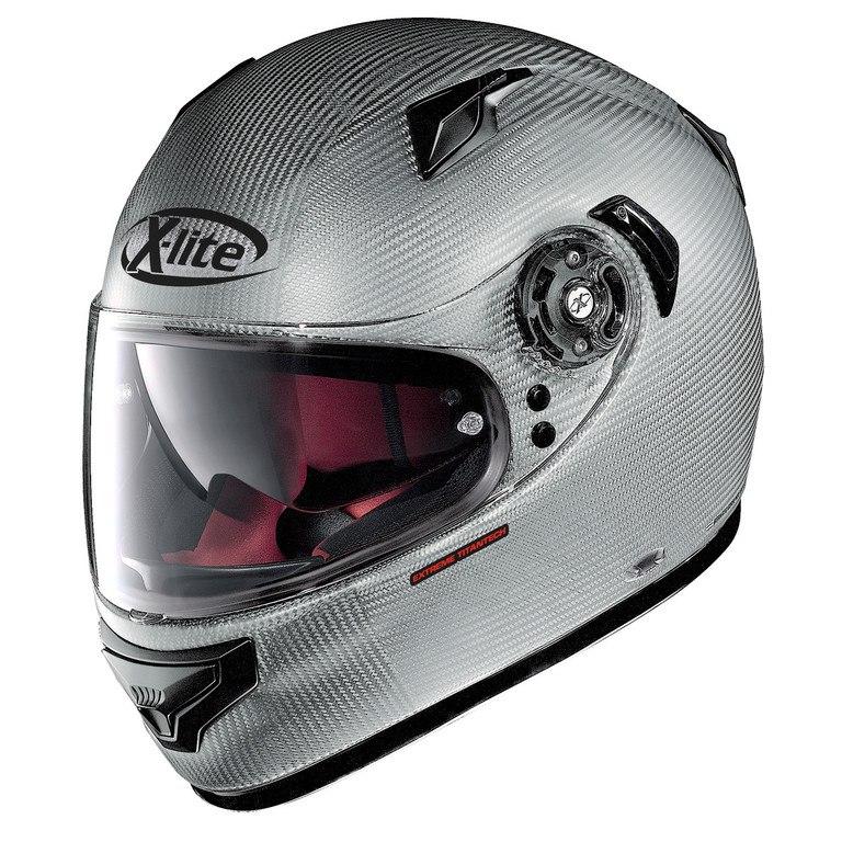 Casque X-lite X-661 Extreme Titantech - Puro N-com