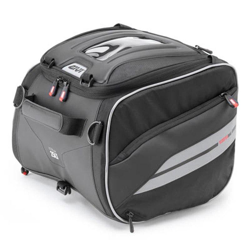 sacoche de selle givi xstream evo xs318 bagagerie moto. Black Bedroom Furniture Sets. Home Design Ideas