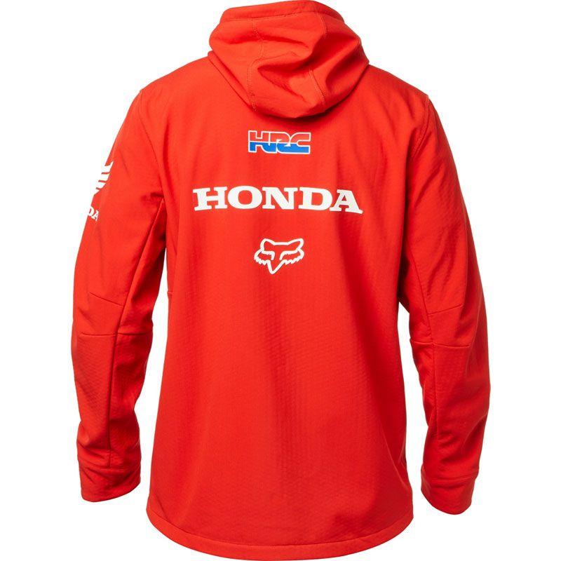 fc8b2d8388d96 Veste Fox HRC PIT RED - Sportswear cross - Motoblouz.com. sportswear fox.  Equipement et Sportswear Fox Racing - Revendeur Officiel - FX MOTORS