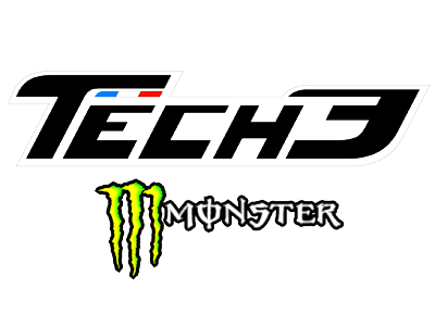 T-Shirt manches courtes Tech3 Monster