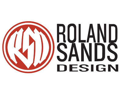 Logo ROLAND SANDS RSD