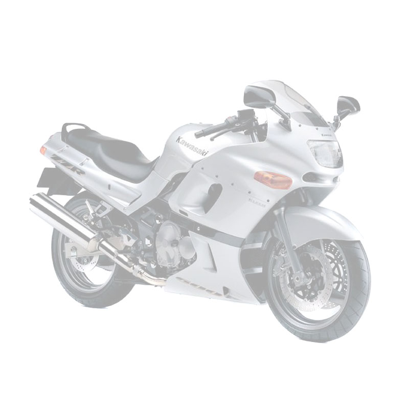 KAWASAKI 600 ZZ R 2007